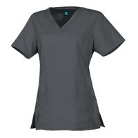 SCRUB TOP by Maevn Uniform Company, Style: 1203-PEW