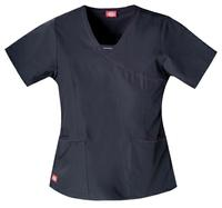 Wrap by Dickies Medical Uniforms, Style: 810902-BLKZ